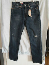 LEVIS 511 SLIM FIT  ZIP FLY JEANS -BNWT-LATEST DESIGN- VARIOUS SIZE - RRP £95
