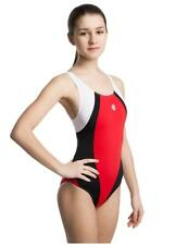 Mad Wave Junior Solution Swimsuit - Red / Black