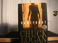 Homefront by Chuck Logan Signed by Author First Edition