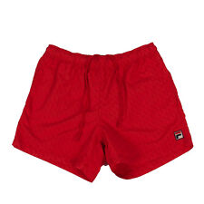 Fila Vintage Naso Shorts Chinese Red - FREE NEXT DAY DELIVERY