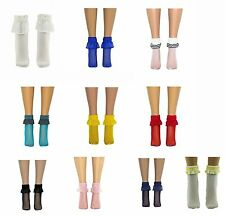 "21"" Madame Alexander Cissy Doll Ankle Socks"