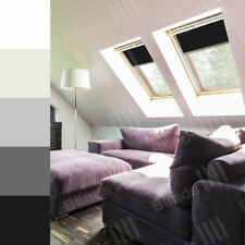 Blackout Thermal Skylight Blinds For Velux Windows - Total Blackout, Top Quality