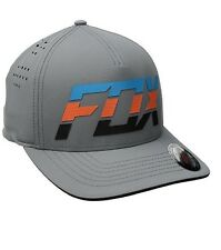 Mens Fox (GRAPH/BLK) Seca Splice Flexfit Hat