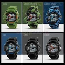 MagiDeal Mens Digital Quartz Multifunction Waterproof Sport Military Watch