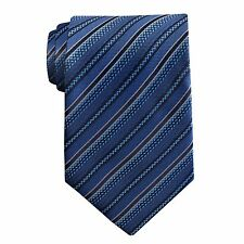 Hand Tailored Wooven Neck Tie, Style #L91834-A4