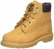 Timberland TB010960713 Unisex-Kids 6 in Classic Ankle Boot, Wheat