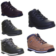 Timberland A13Kb Junior Lace up Hiker Black Size UK 3 - 7