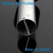 Sales!!!Stainless Steel 316 Marine Grade 30°Angled Boat Fishing Rod Holders&Caps