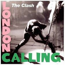 The Clash London Calling 2 CD SET  NEW