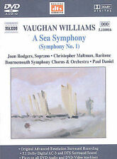 Vaughan Williams: A Sea Symphony [DVD Audio], New Music