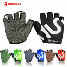 Mountain Bike Gloves Half Finger Gel Cycling Gloves Biking Gear Bicycle Gloves