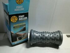 New Gold's Gym Foot Roller Sensory Massage Therapy Relieve Sore Feet