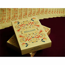 Blossom deck (Fall) Platinum Metallic Ink by Aloy Studios USPS - Rare Deck
