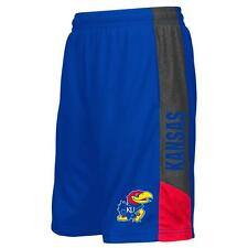 Kansas Jayhawks KU Youth Shorts Athletic Basketball Short