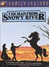The Man From Snowy River (DVD, 2002)