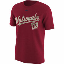 Limited Nike MLB Authentic Collection Memorial Day Washington Nationals T-Shirt