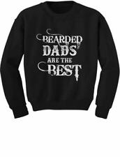 Bearded Dads Are The Best Father's Day Gift Toddler/Kids Sweatshirts From Kids