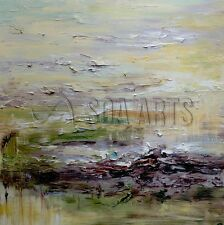 Modern Newest original abstract oil painting on canvas for home decoration