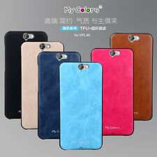 Hybrid Shield Soft Phone Case for HTC One A9 M10 X9 Desire 530 728 820 826 Cover