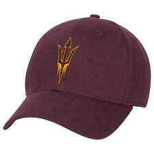 Arizona State University Fitted Hat Structured Flex Adidas Cap