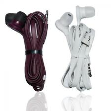 Mic Headset 3.5mm In Ear Headphones for HTC Rhyme Desire S ChaCha Sensation XE