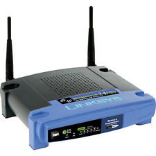 LINKSYS WRT-54GL WIRELESS CABLE/DSL ROUTER w/ SWITCH