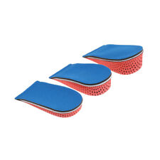 Height Increase Shoe Insoles Half Shoe Pads Shoe Lifts Cushion Sports Shoes