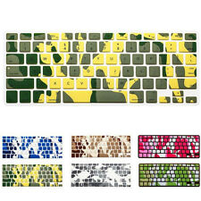 Soft Keyboard Silicone Cover Case Protect Skin For MacBook Pro 13''-15'' Case