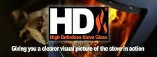 Esse New Replacement HD Woodburning/Multifuel Stove Glass All Models