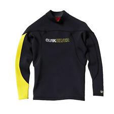 1.5mm Men's Quiksilver SYNCRO Wetsuit Jacket