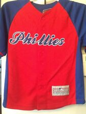 MLB Baseball Philadelphia Phillies Chase Utley #26 Youth Jersey - NEW!