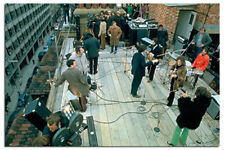 The Beatles Rooftop Concert Get Back Poster New - Maxi Size 36 x 24 Inch