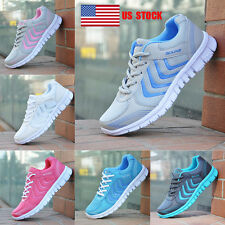 Women Outsole Sneakers Ultra-Light Casual Sport Running Athletic Tennis Shoes