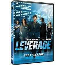 LEVERAGE - THE COMPLETE FIRST SEASON 1 ONE 4-Disc DVD Set