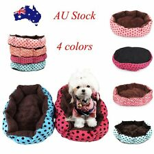 Pet Bed Dog Mat Cat Cushion Warm Pad Cozy Puppy House Kennel Mattress Washable