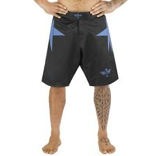 Elite Sports Blue Sublimation Series MMA, BJJ, Boxing Fight Shorts