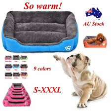 Large Pet Dog Cat Bed Puppy Cushion House Pet Soft Warm Kennel Dog Nest Mattress