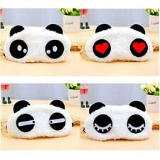 Cute Panda Sleep Face Eye Mask Blindfold Shade Travel Health Care Cover Light c1
