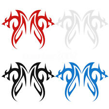 Pair Car Truck Decal Vinyl Graphics Stickers Hood Decals Tribal Dragon #CG194