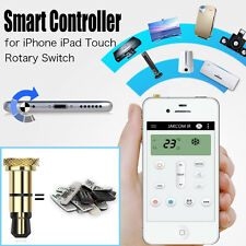 3.5mm Universal IR Infrared Remote Control TV Air Conditioner For iPhone Android