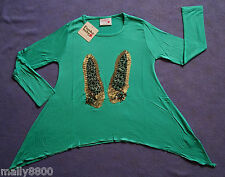 """Funky Babe - Girls - Swing - 'A' Line - Top -  Tshirt """"SHOES"""" - Size 3 5 6 7"""