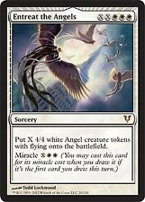 Magic the Gathering Avacyn Restored Entreat the Angels Foil