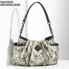 BRAND NEW SIMPLY VERA by VERA WANG ALICIA PLEATED HOBO SHOULDER BAGS MSRP$69.00