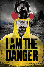 BREAKING BAD POSTER (61x91cm) I AM THE DANGER PICTURE PRINT NEW ART