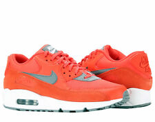 Nike Air Max 90 Max Orange/Cool Grey-White Women's Running Shoes 325213-801