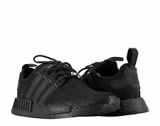 Adidas NMD_R1 Triple Black Reflective Men's Running Shoes BY3123