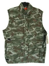 Outdoor Life Utility Vest nwt Lightweight Camo Mens Size Large Medium Small