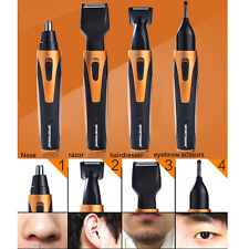 Micro Touch Max Personal Ear Nose Neck Eyebrow Hair Trimmer Groomer Remover USB