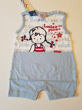 Baby Girl Clothes~ Sleeveless Summer Shorts/Romper Size 3M, 6M,12M 18M NWT