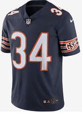 Nike NFL 2017 Color Rush Limited Edition Chicago Bears Walter Payton #34 Jersey